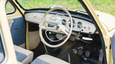 Original Skoda Octavia - interior