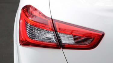 Maserati Ghibli S taillights