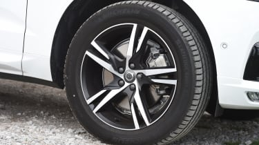 Volvo XC60 long-term test - wheel