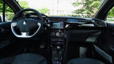 Citroen DS3 - interior