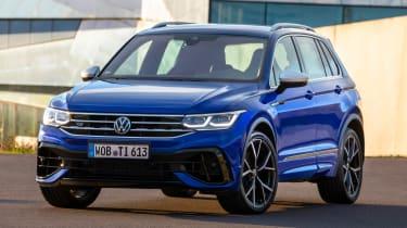 Volkswagen Tiguan R - front static