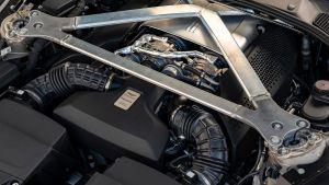 Aston Martin Vantage F1 Edition - engine