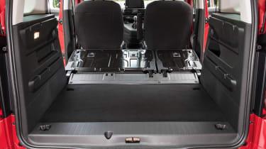 Vauxhall Combo Life - boot