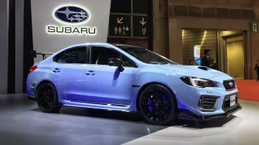 Subaru S208 WRX STi - side