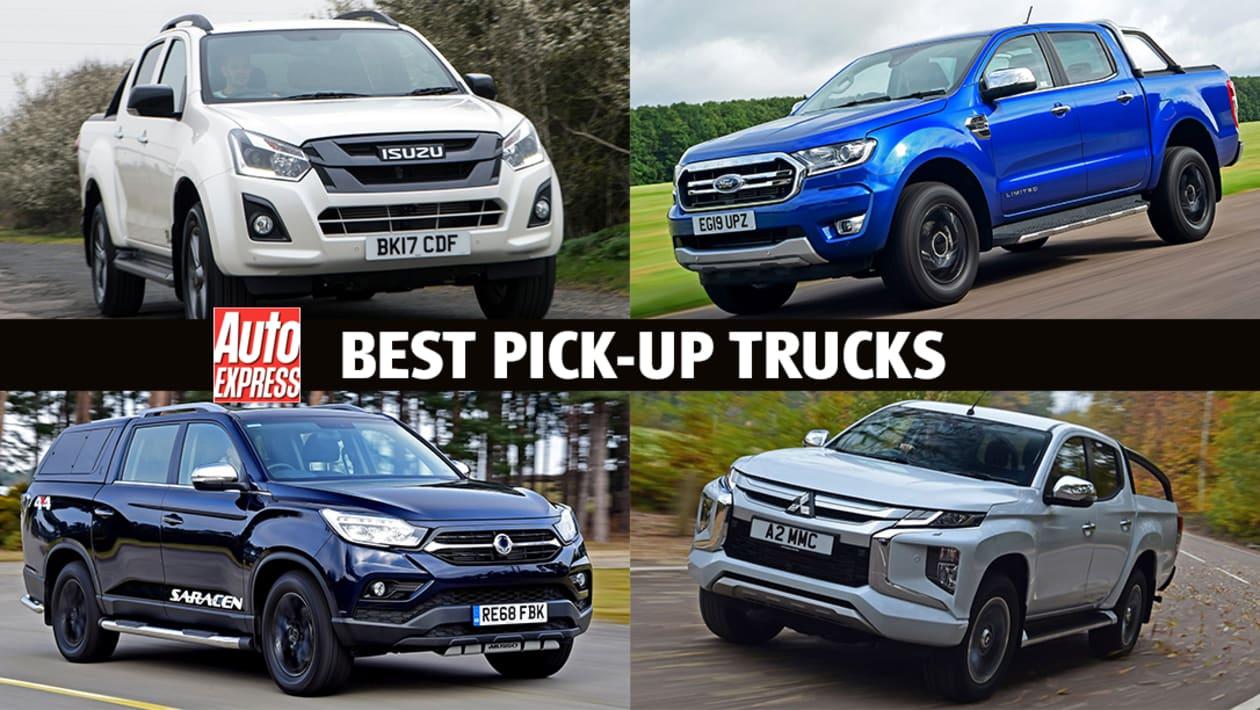 Best pick up trucks 10   Auto Express