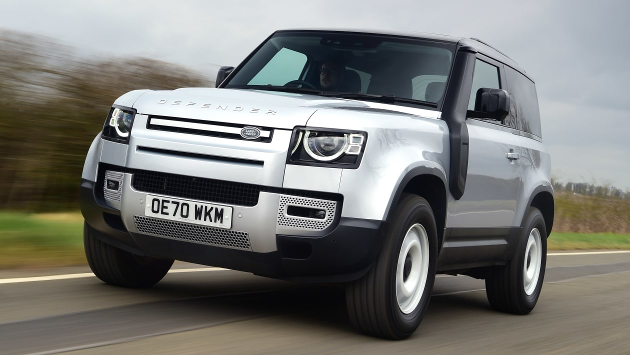 New Land Rover Defender 90 D250 2021 review | Auto Express