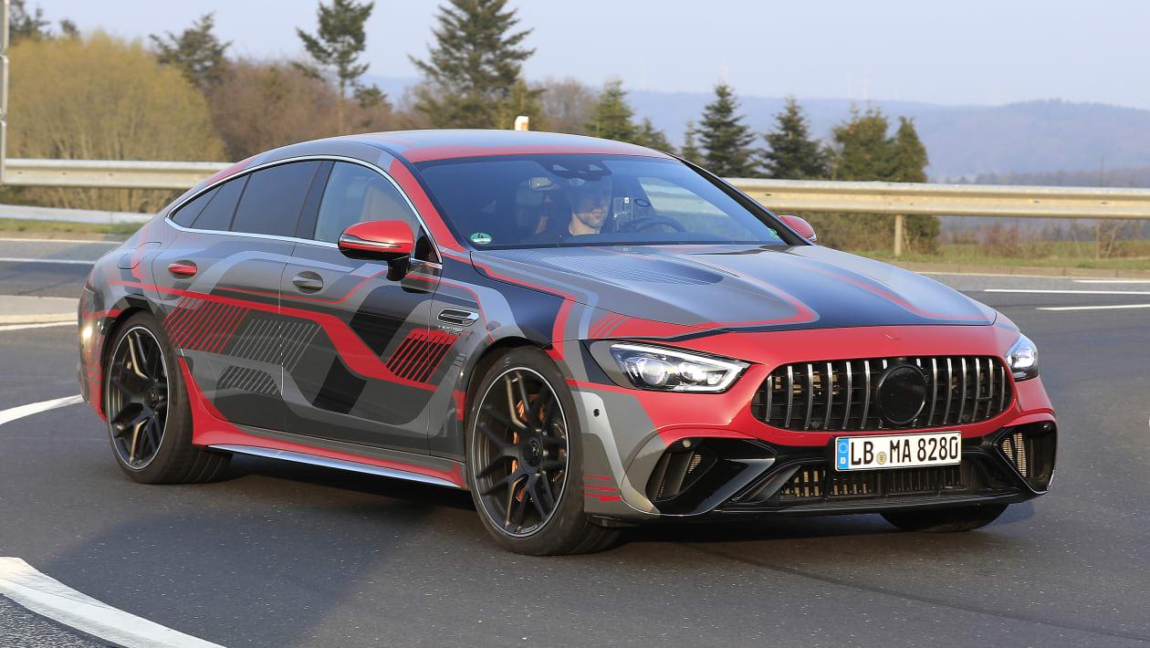 Mercedes AMG%20GT%204%20Door%20PHEV 7
