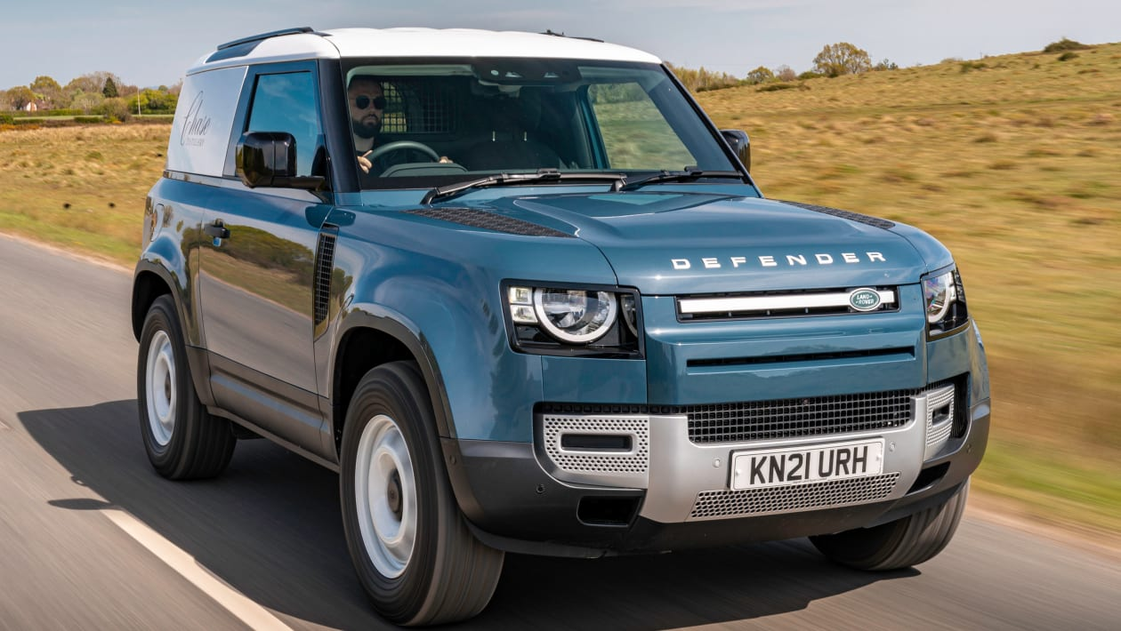 Land Rover Defender Hard Top review   Auto Express