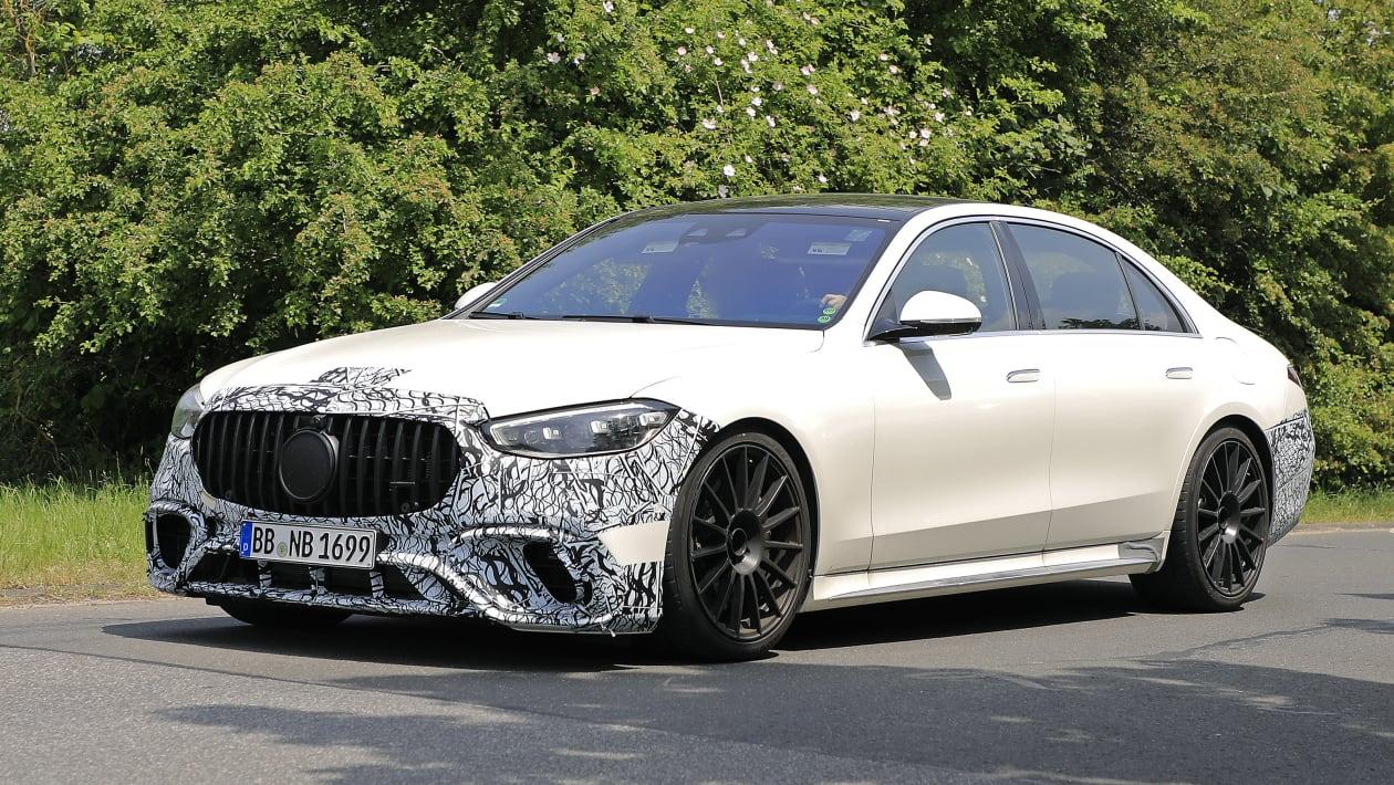 Mercedes AMG%20S%2063%20spied 9