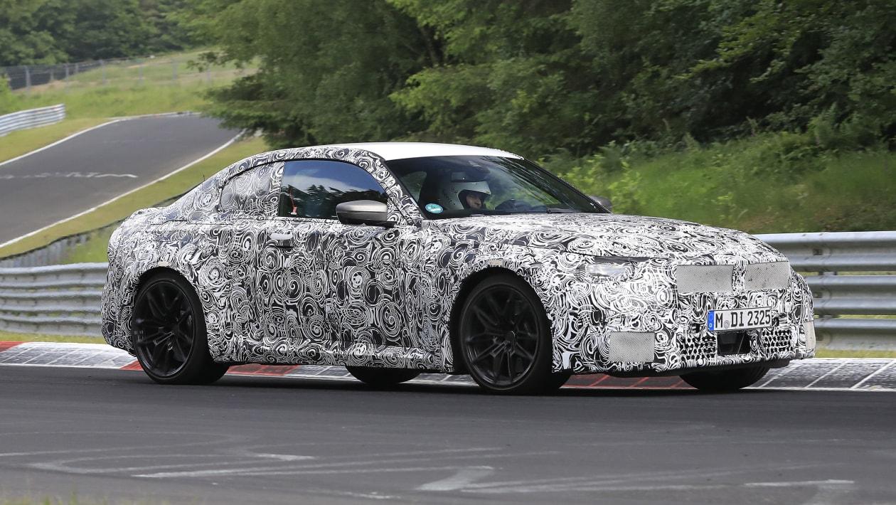 BMW%20M2%20spy%20shots 2