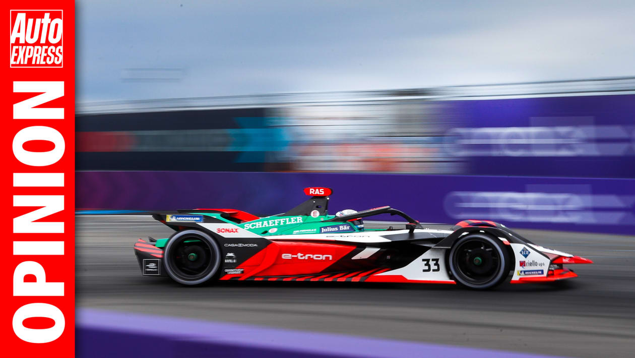 'Method E may very well be heading in the right direction for victory in its battle with F1' | Auto Specific