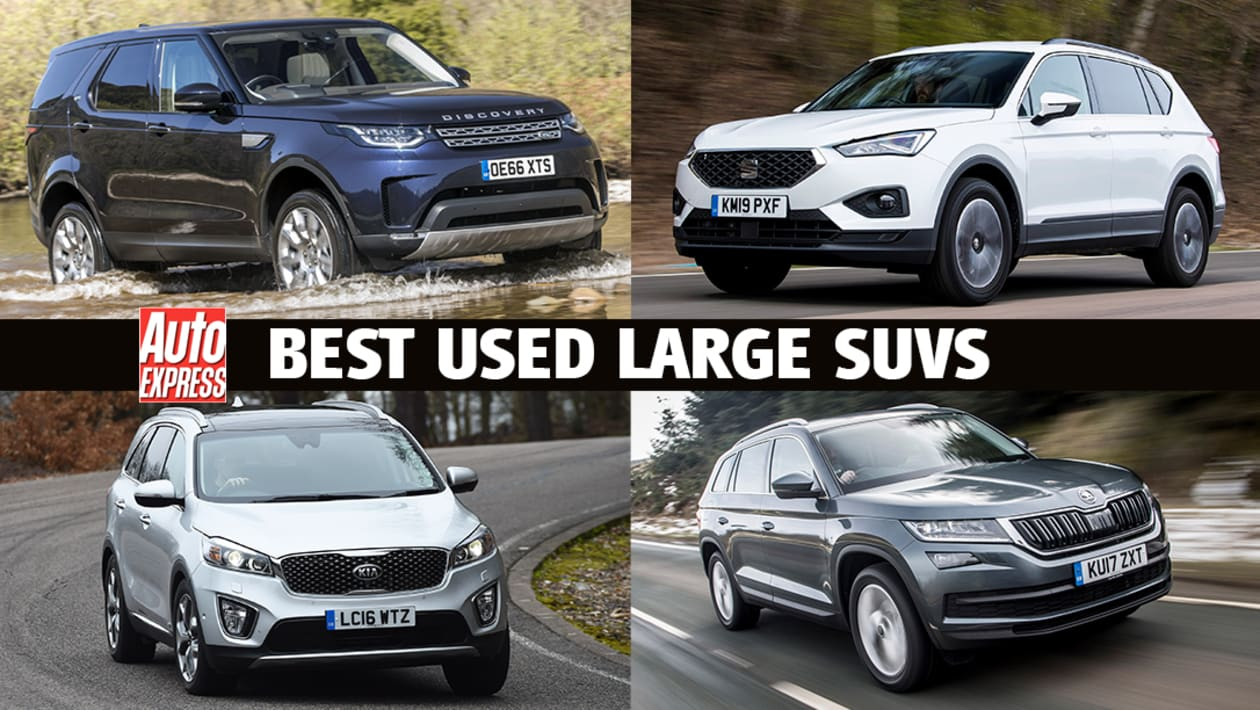 Best used large SUVs and 10x10s 10   Auto Express