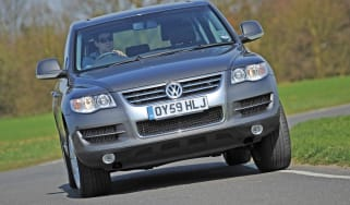 VW Touareg BlueMotion