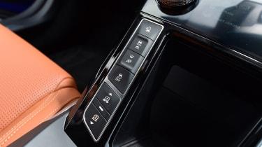 Jaguar I-Pace interior interior dashboard