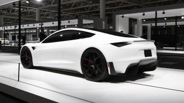 Tesla Roadster - rear