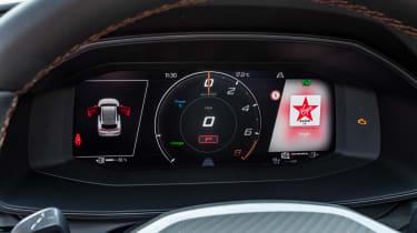 Cupra Formentor e-Hybrid - dials
