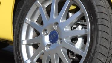 Fiesta Zetec S Anniversary wheel
