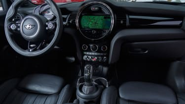 MINI Cooper D Auto - interior