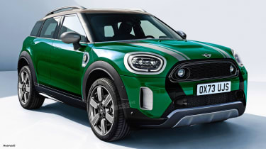 MINI Countryman - best new cars 2022 and beyond