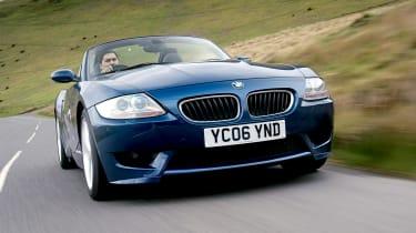 Best cars under £15,000  - BMW Z4 M