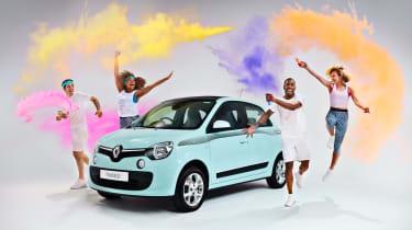 Renault Twingo The Color Run Special Edition - header