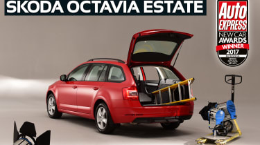 Estate Car of the Year - Skoda Octavia Estate