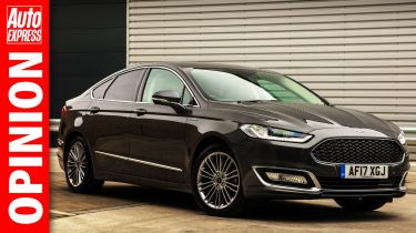 Ford Mondeo opinion