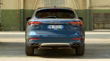 Maserati Levante Hybrid - full rear