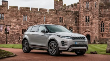 Vegan cars: Range Rover