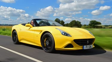 Ferrari California T 2014 2018 Review Auto Express