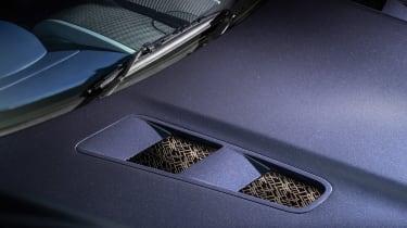 Aston Martin Vanquish by Callum - bonnet detail