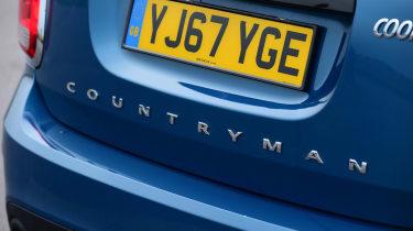 Used MINI Countryman - rear badge