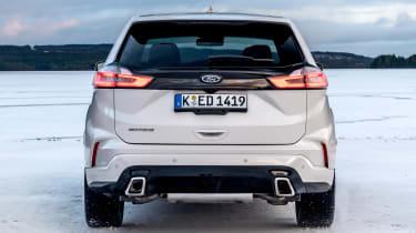 Ford Edge - full rear static