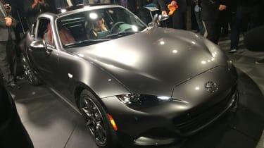 Mazda MX-5 RF reveal