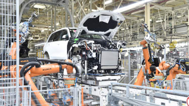 BMW SUVs feature -BMW X3 production