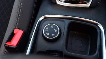 Vauxhall Grandland X - drive mode selector