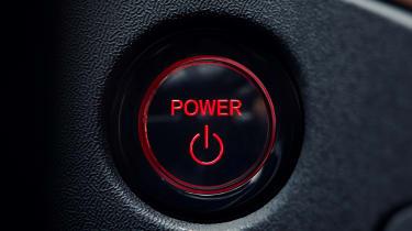 Honda e Prototype - power