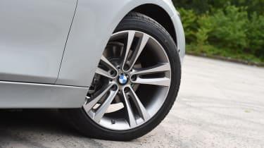 BMW 3 Series - wheel