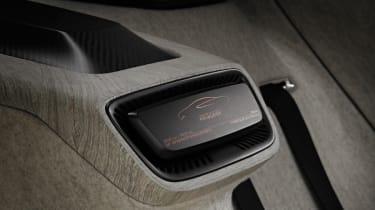 Peugeot Onyx detail