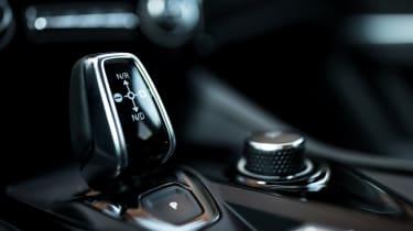 Lynk & Co 02 SUV - controls