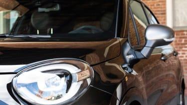Fiat 500 X Sport - front light