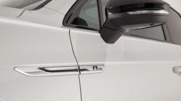Volkswagen Touareg - side detail
