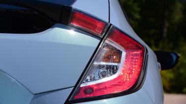 Honda Civic - taillight