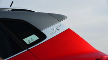 SEAT Arona - rear detail