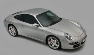 Porsche 911 997 front three quarters