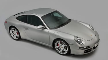 Porsche 911 997 front three quarters