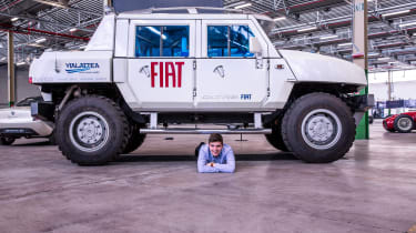 FCA Heritage - Fiat Oltre