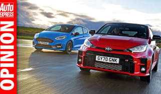 Opinion - Toyota GR Yaris vs Ford Fiesta ST