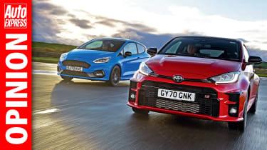 Opinion - Toyota GR Yaris vs Ford Fiesta ST