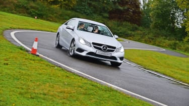 Cold weather dos and don'ts - traction control